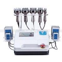 Popular Style enhance skin elasticity Body Slimming vacuum slimming machine 5 in 1 Cavitation+RF+Vacuum