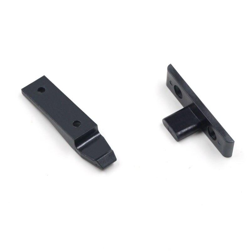 20 Sets/partij Push Klik Op Quick Fitting Keuken Installatie Kast Nep Lade Crown Molding Filler Wall Panel Opgeschort Clip Modieuze En Aantrekkelijke Pakketten