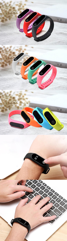 pulseira esporte relógio presente para meninas meninos