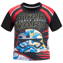 Star Wars Stormtrooper T Shirts Short Sleeve O Neck Top clothing ninjago shirt for boy 2017 new fashion high quality Summer tops