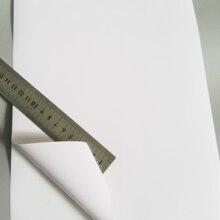 FUNCOLOUR A4 чистый водонепроницаемый самоприклеивающаяся этикетка глянцевый белый винил этикетка для струйный принтер специальный материал-RJ0001G