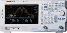 Fast arrival Rigol DSA875-TG 9KHZ to 7.5GHZ Spectrum Analyzer with 3 GHz Tracking Generator