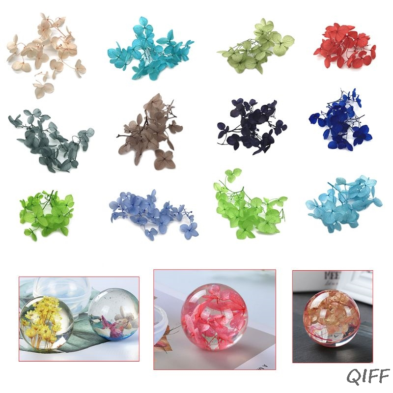 1 Box Dry Flower DIY Epoxy Resin Crafts Handmade Filling Materials Filler Dried Flowers Time Stone Jewelry Making Desk Decorati
