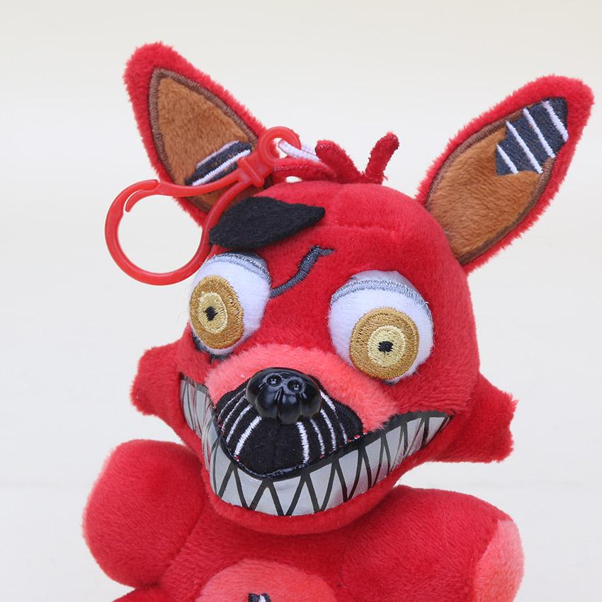 3pcs/lot New Five Nights at Freddy/'s FNAF Nightmare Fox