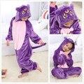Niños Onesie Niños Niños Niñas Unisex Sailor Moon Luna Gato Pyajamas Habbie Cosplay Pijama Caliente Del Invierno ropa de Dormir de Franela