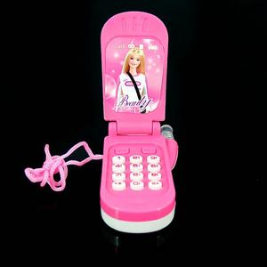 Toy Phone Musical Early Education Electronic Children Cute Mini Cartoon New