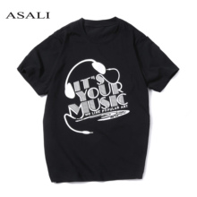 ASALI Band Fashion Kawaii Music Tees 2017 Men's T Shirts Short Sleeve T Shirt Men Casual Tshirt Tops Camisetas Hombre Camisa(China)