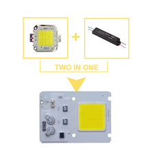 5pcs/lot Led Chips 20W 30W 50W Lighting Accessories AC220V with Smart IC cob light beads For DIY Floodlight Outdoor lamp 10pcs lot led cob chip 20w 30w 50w white warmwhite golden ac220v with smart ic light beads for diy floodlight outdoor lamp