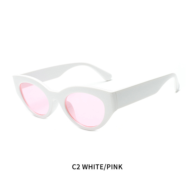 Psacss Vintage Cat Eye Sunglasses For Women Luxury Brand High Quality Sun Glasses Female Daily Eyewear oculos de sol feminino in Women 39 s Sunglasses from Apparel Accessories