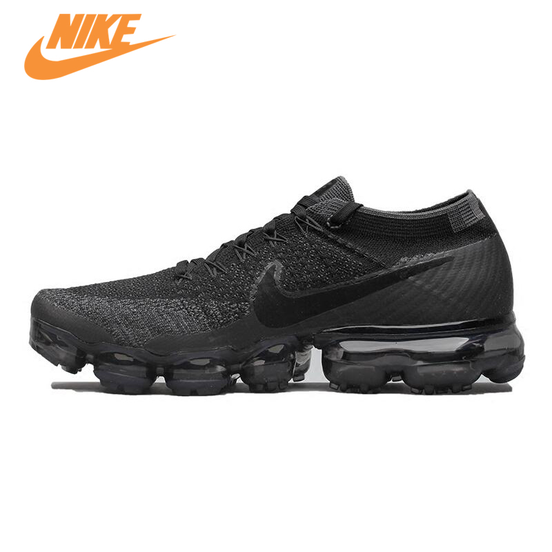 New Arrival Original Authentic Nike Air VaporMax Flyknit Breathable Men's Running Shoes Sports Sneakers Trainers original new arrival 2017 nike roshe two print women s running shoes sneakers