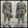 WW2 U.S. Thompson Equipment Combination HACKSAW RIDGE Uniforms With M1 First Aid Helmet US/501102