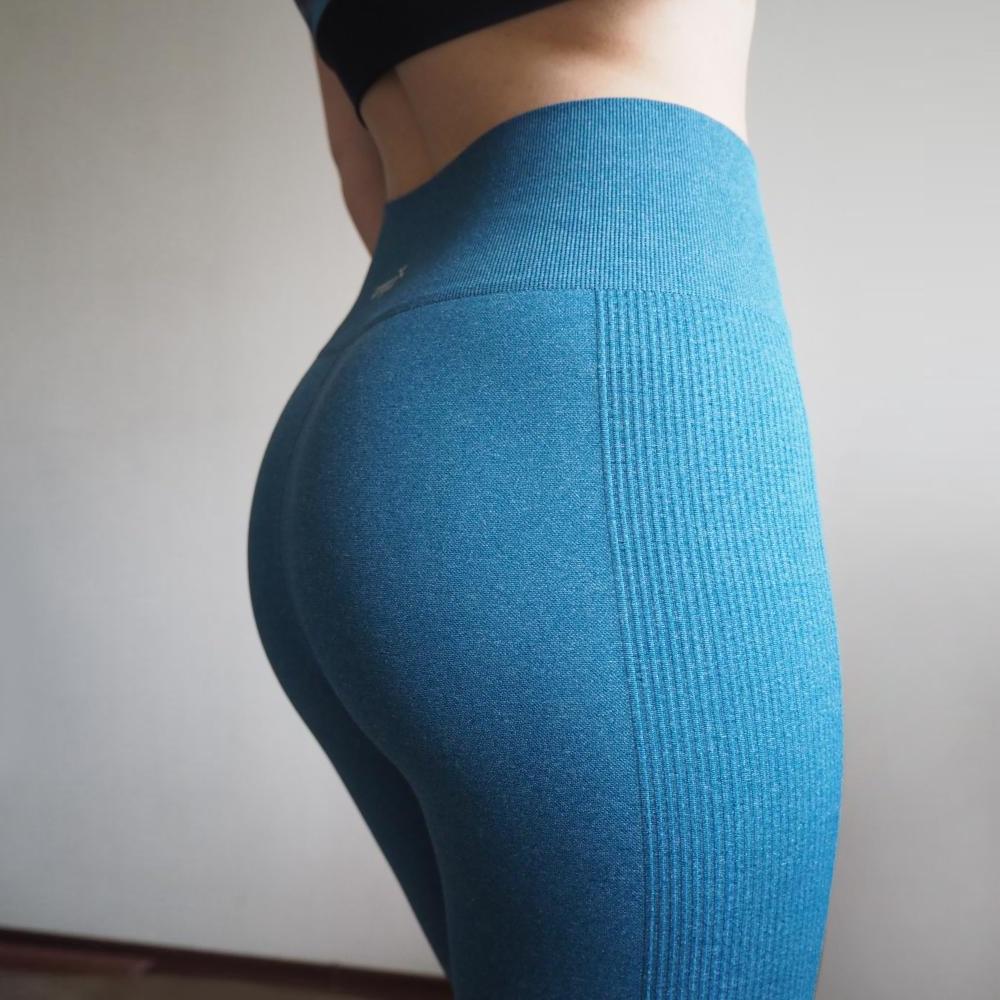 COPOZZ Sport Yoga Pants Women Running Sportswear Stretch