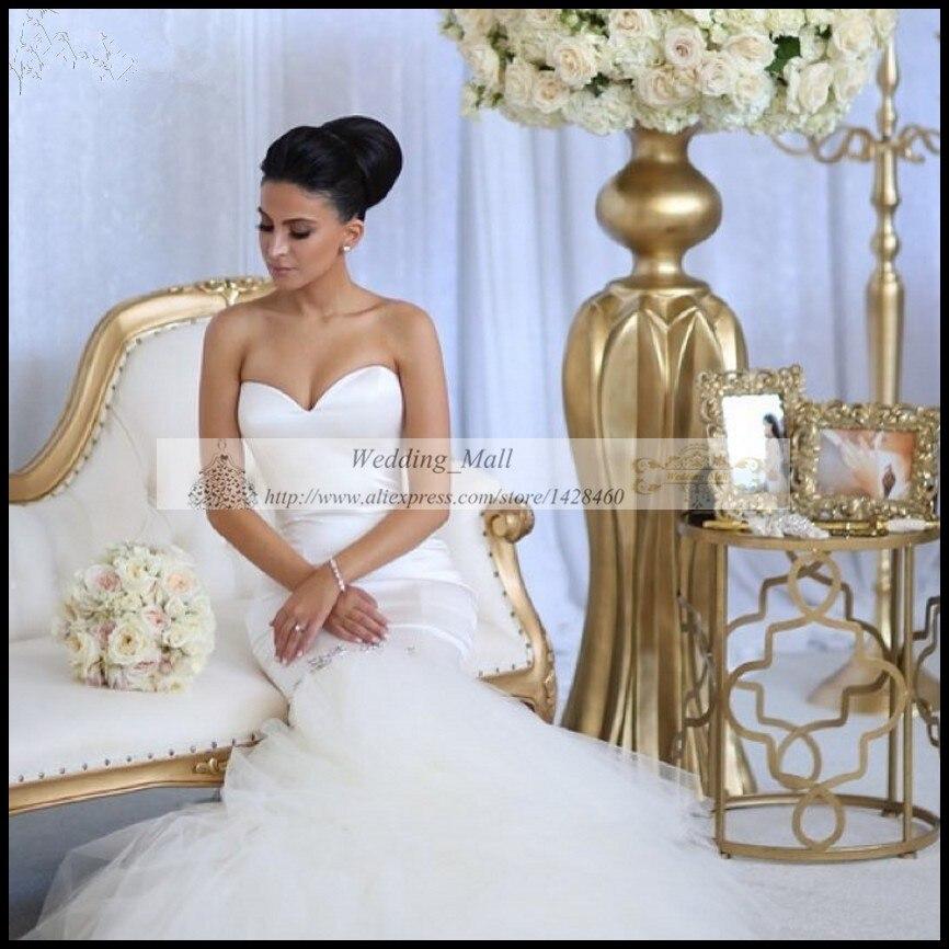 Ziemlich Weiß Fishtail Brautkleid Bilder - Brautkleider Ideen ...