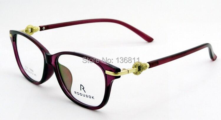 2015 best selling eyeglasses frame korea women brand designer tr90 optical frame eyewear plain computer glasses