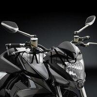 Motorcycle Aluminum Mirrors Motorbike Moto CNC Rearview Side Mirror For KTM Duke 690 Duke 390 125