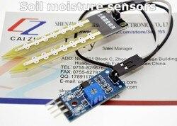 Smart electronics soil moisture hygrometer detection humidity sensor module for arduino development board diy robot smart.jpg 250x250