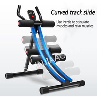 lazy abdomen machine Abdominal exercise fitness equipment Home exercise abdominal muscle training beauty waist