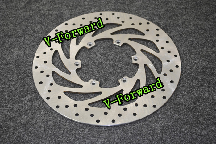 Motorcycle Front Brake Disc Rotors For F650 GS 93-07 Universel motorcycle front