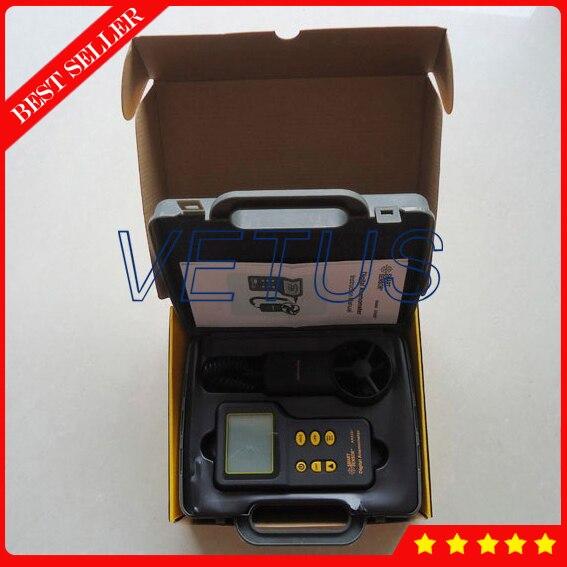 Smart Sensor AR826 Handheld Digital Wind Speed Meter