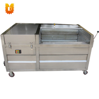 potato/onion/taro peeling cleaning machine potato peeler cleaner