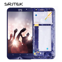 Screen For Asus ZenFone ZB551KL Go TV TD LTE X013D X013DB LCD Display Touch Digitizer Glass
