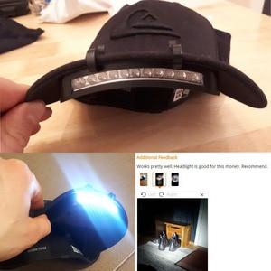 Лампа Litwod z41, супер яркая, 11 светодиодов