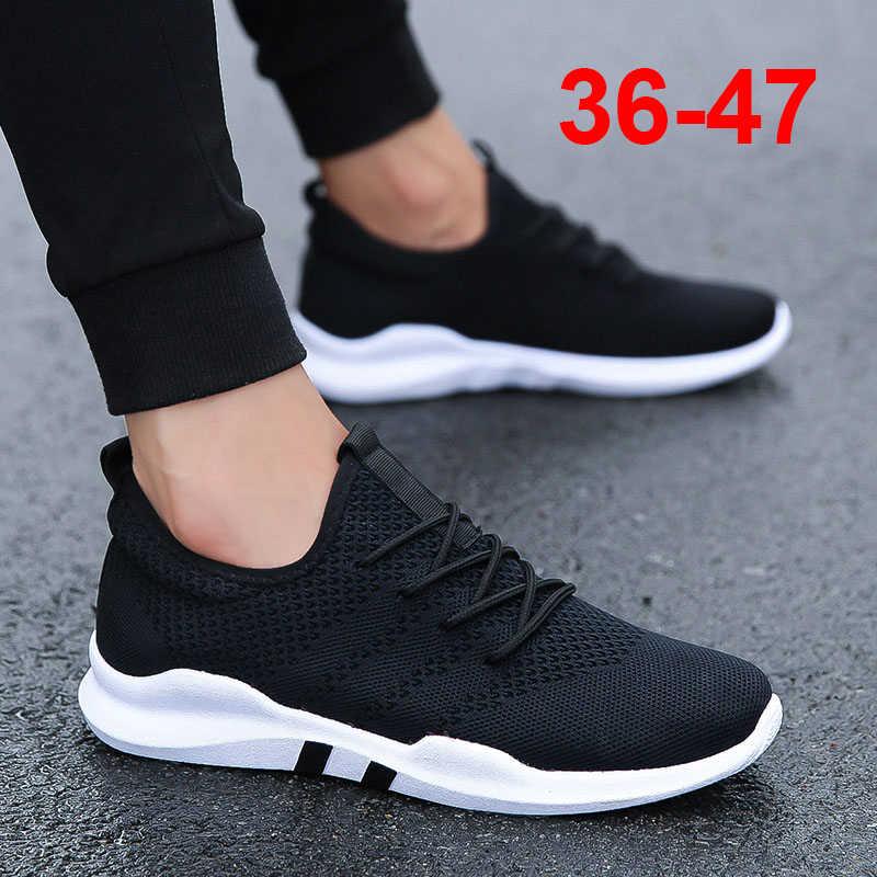 63e7878f Bomlight zapatillas De deporte hombres vulcanizar Zapatos 2019 De rayas De  los hombres al aire libre
