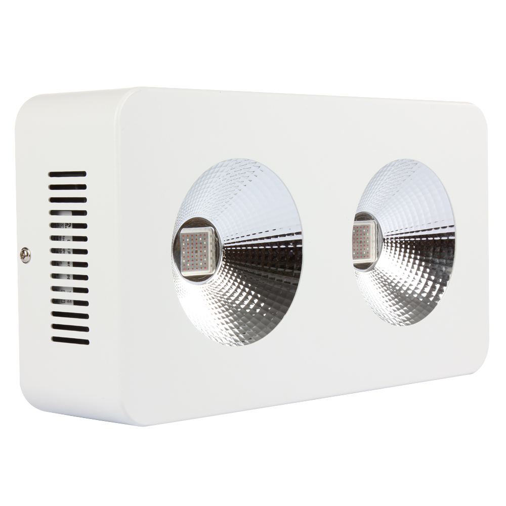2pcs LED Grow Light 600W COB Full Spectrum grow lamp for Hydroponic Planting Growth and Flowering AC85-265V 3 Years Warranty 1pcs full spectrum cob reflector led grow light 600w 1200w 1800w growth