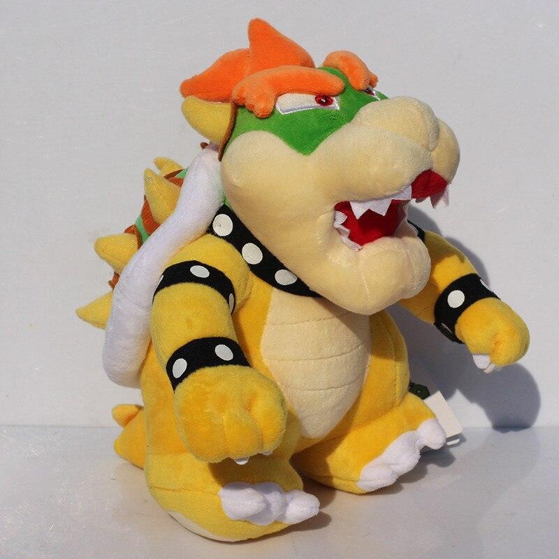 """EMS 20 pièces 10 """"25 cm Super Mario debout Bowser Koopa peluche poupées jouets livraison gratuite-in Films & TV from Jeux et loisirs    2"""