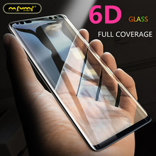 NAFUMI For Samsung S9 PLUS 3D curved Surface full screen covered toughened Mobile phone Glass Film Factory