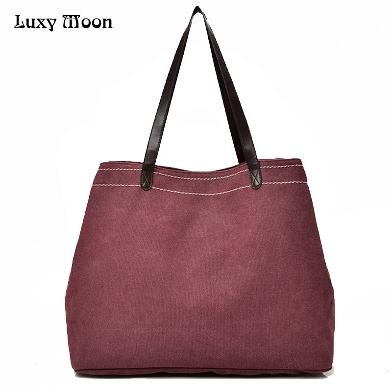 2017 New Fashion Women's Handbag Cute girl Tote Bag Lady Casual Canvas Shoulder bag Female Large Capacity leisure bag ZD630 women handbag shoulder bag messenger bag casual colorful canvas crossbody bags for girl student waterproof nylon laptop tote