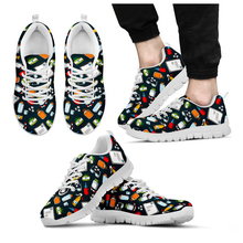 ThiKin Nurse Sneakers 3D Print Women Flat Shoes Breathable Lace Up Sneakers Girls Ladies Fashion Mesh Lightweight Flats instantarts summer sneakers nurse flats shoes 3d cartoon nursing print women casual lace up mesh walk sneakers zapatillas mujer