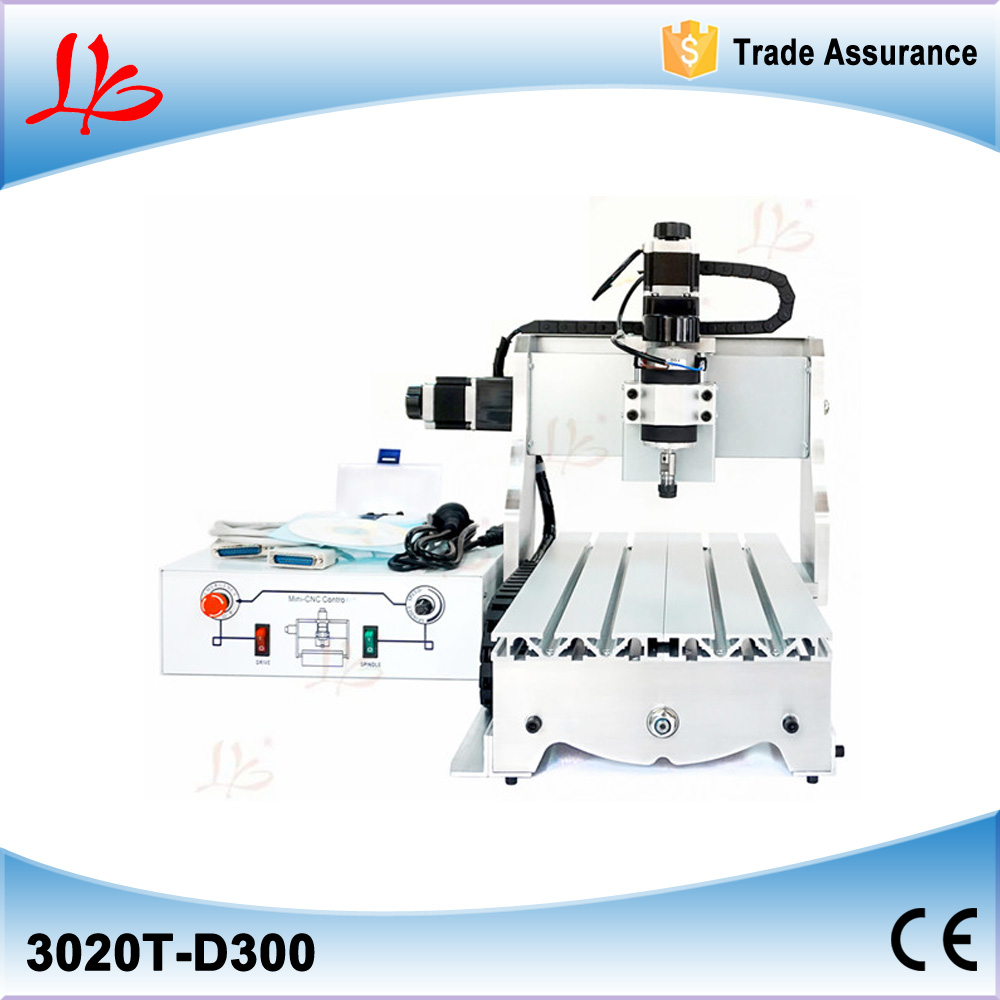 Mini CNC Router 300W cnc 3020 T-D300 engraver, upgraded from cnc 3020T mini cnc milling machine cnc 5axis a aixs rotary axis t chuck type for cnc router cnc milling machine best quality