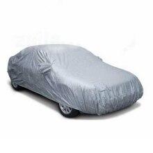 450*170 cm durable de interior al aire libre cubiertas de automóviles completos de sunproof impermeable resistente protección uv cero cubierta sedán m tamaño