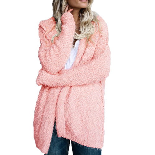 Fashion Faux Fur Coat Women 2017 Winter Long Sleeve Faux Fur Jacket Coat Mediun-Long Fem ...