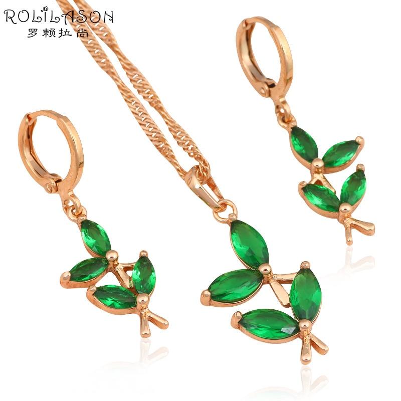 Most Popular online! Graceful Peridot gold Tone jewelry ...