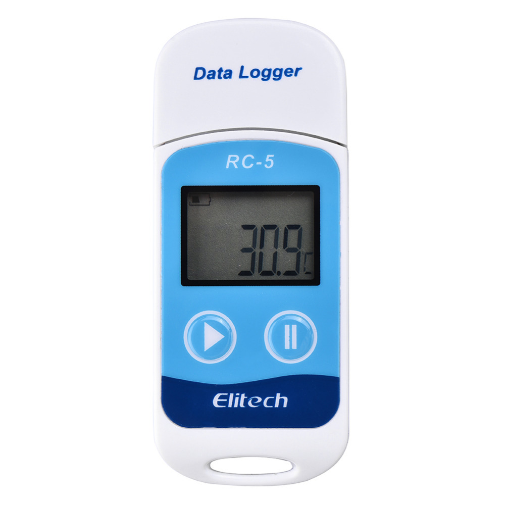 In Out Sensor Data Logger : Usb data logger temperature recorder pc laptop