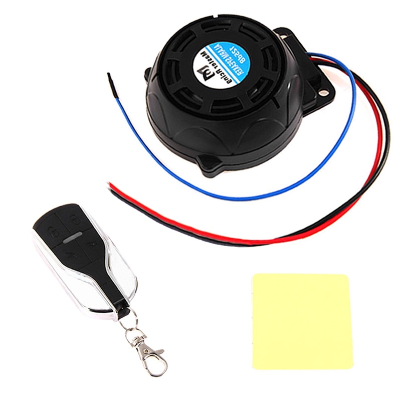 Universal Motorcycle Bike Scooter Alarm System Moto 12v Anti-theft Alarm Security Protection Burglar Alarm For Honda Kawasaki