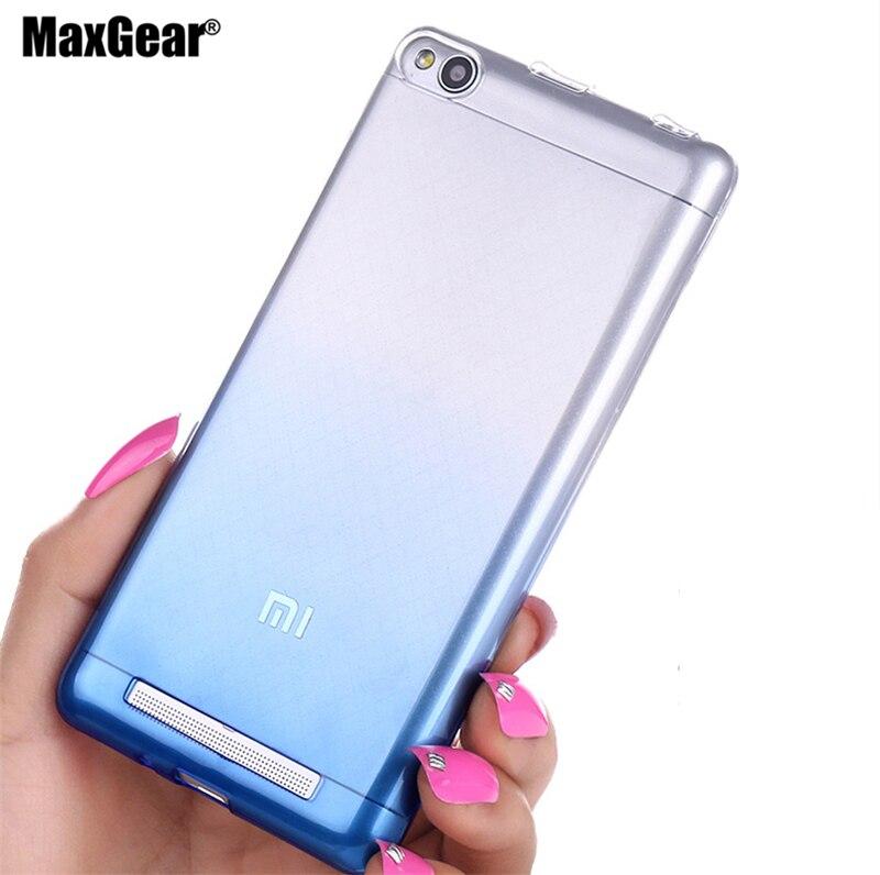 Protective Back-Silicon-Cover Mobile-Phone Xiaomi Redmi3 Gradient for Hongmi 3-silicon-case/Gradient/Soft/..