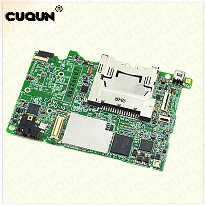 Original Secondhand PCB Board Motherboard For Nintend D-Si Game Console MainBoard  For N D Si
