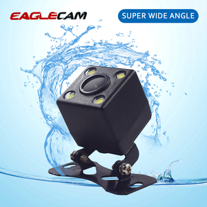 Rear View 2.5mm AV-IN for Car DVR Camcorder Backup Camera 140 degree Recorder Dash Cam Aux Stereo 5 pins not Andriod system