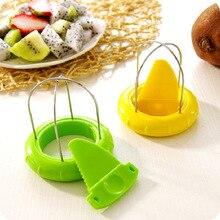 Киви Овощечистка 2-в-1 киви резак Творческий Кухня Инструменты фрукты Инструменты