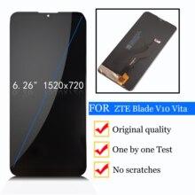 """6.26 """"nouveau Original pour ZTE Blade V10 V 10 / ZTE Blade V10 Vita LCD affichage avec écran tactile numériseur pièces dassemblage accessoire"""