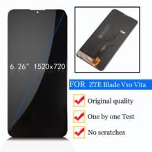 Pantalla LCD Original de 6,26 pulgadas para ZTE Blade V10 V 10 / ZTE Blade V10 Vita, con pantalla táctil, piezas de montaje, accesorio