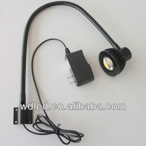 Led Work Light Gooseneck: 5W AC85 265V LED Machine Work Light ,LED Work Light