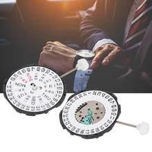 SL28 trois mains mouvement à Quartz Date montre-bracelet pièces accessoires de réparation affichage de la Date montre outils de réparation pour horloger