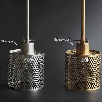 Estilo Simples Luzes Pingente De Loft Nordic Industrial Americano Criativo Designer De Vidro Restaurante Bar Lâmpadas De Cozinha Pendurado Net