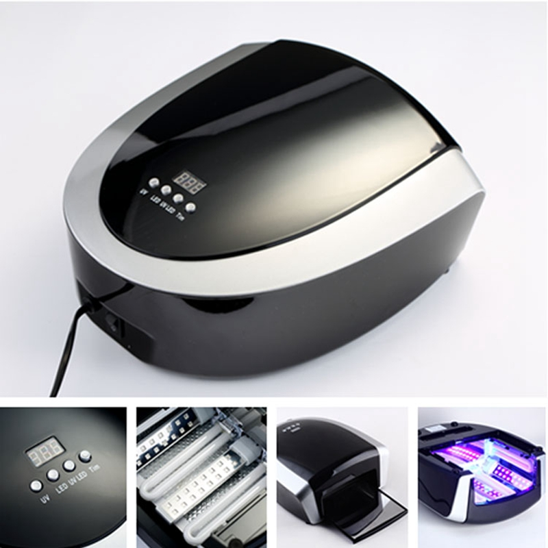 Professional Gel Nail Dryer High quality UV 36W, LED 18W Lamp Multifunction Nail Lamp Curing Light Nail Art Dryer tools 36w professional gel nail dryer high quality uv lamp 220v eu plug led nail lamp curing light nail art dryer manicure tools