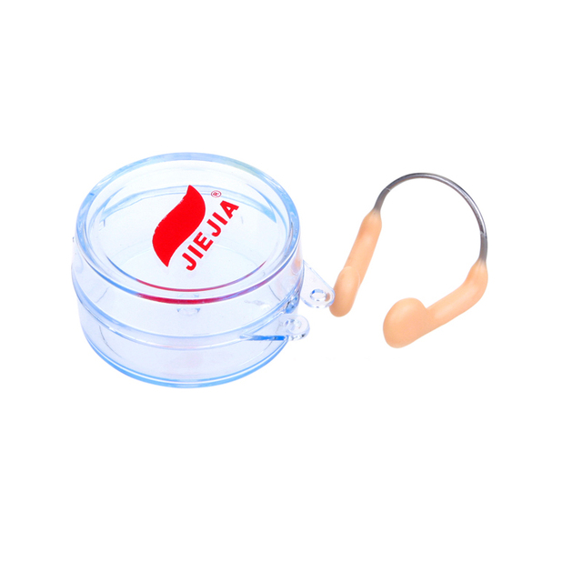 Silicone Nose Clip with Rope