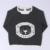 2017 Nuevas Muchachas de Los Bebés Niños Niños Suéter de Conejo de Punto Patrón de Criatura SpringAutumn Jerseys Warm Abrigos Sweaters
